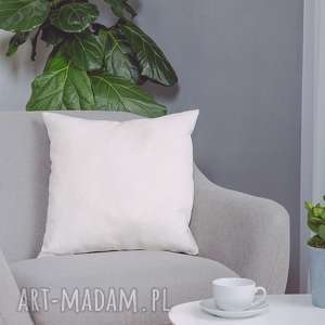Poduszka palacio ecru dekoracje manufaktura firan poduszka