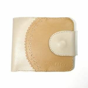 ręcznie robione portfele portfel elizium z zatrzaskiem