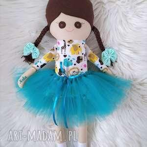 Szmacianka, szyta lala z personalizacją lalki fabryqaprzytulanek