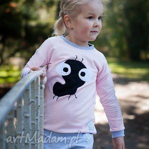 prezent na święta, bluza mrówka girl, mrówka, róż ubranka dla dziecka