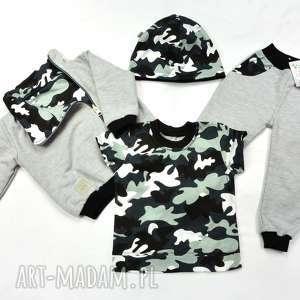 Prezent MORO zestaw ubrań dla chłopca, komplet dziecka, strój chłopca 68-122