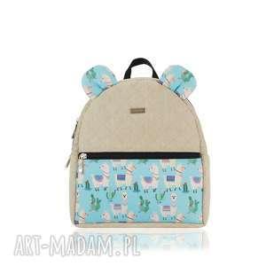 torebki plecaczek farbiś 2227, farbiś, plecak z uszami, dla dziecka