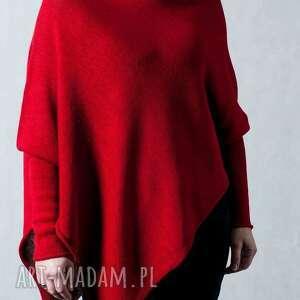 hermina sweter-ponczo - arthermina, poncho sweter, sweter ponczo, damski