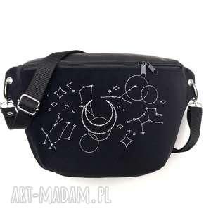 nerka xxl niebiańska konstelacja - ,nerka,konstelacja,kosmos,księżyc,gwiazdy,torebka,