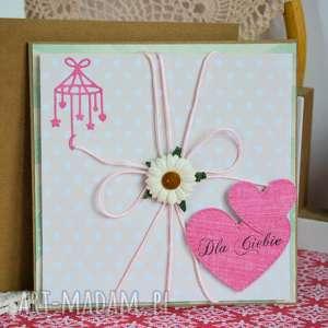 ręcznie robione kartki kartka - dla ciebie (3 )
