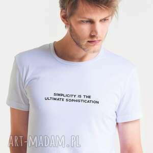 SIMPLICITY T-shirt Męski, męska