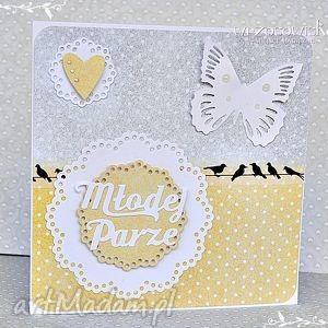 scrapbooking kartki młodej parze , kartka, ślub, ślubna, młodej, parze