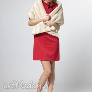 hand made szaliki fur scarf zamówienie