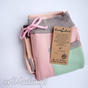 ręcznie zrobione ubranka only one no 012 - spodnie dziecięce - 116 cm