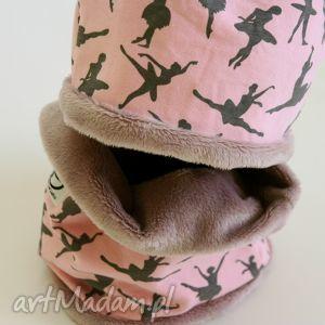 felicjagato zimowy komplet w baletnice z futerkiem , czapka, konin, ciepły, zmowy