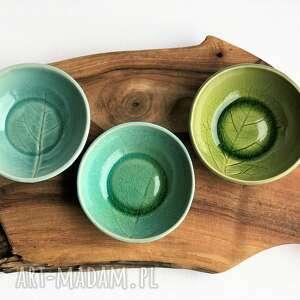 handmade ceramika miseczki na drobiazgi, biżuterię lub do kuchni