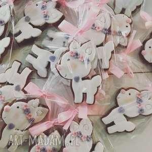 handmade dla dziecka podziękowania gości sarenki 10 szt