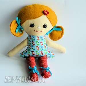 Lala Bella - Sandra 42 cm, lala, bella, lisek, dziewczynka, roczek, lalka