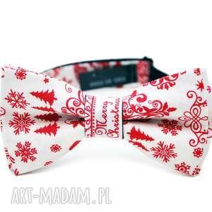 handmade upominek święta mucha merry christmas