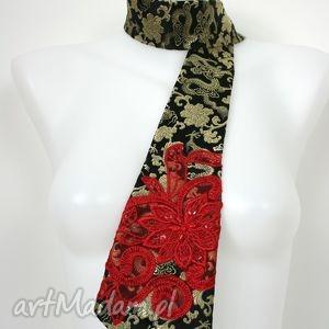 prezenty na święta, krawat damski, krawat, tie