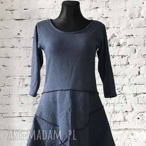 sukienki dresowa sukienka, boho midi sukienka