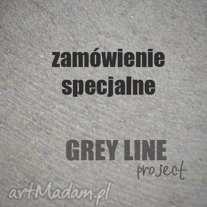 Grey Line project. Zamówienie dla Pana Marcina - naszyjnik