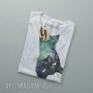 kocur koszulka męska z kotem, kot, koszulka, pocket koszulki