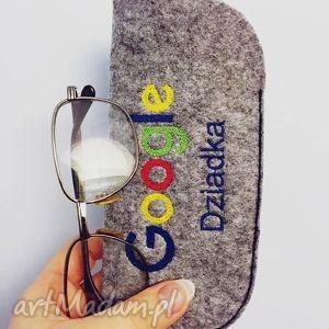 etui na google dziadka, google, etui, dziadek, filcowe, okulary, prezent
