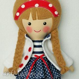 malowana lala natalia, lalka, zabawka, przytulanka, prezent, niespodzianka, dziecko