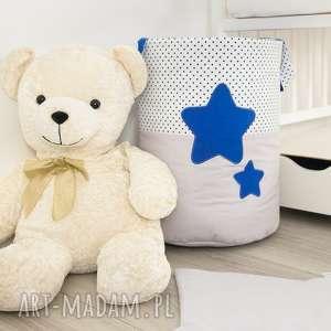 hand-made pokoik dziecka kosz na zabawki słodkie sny chaber