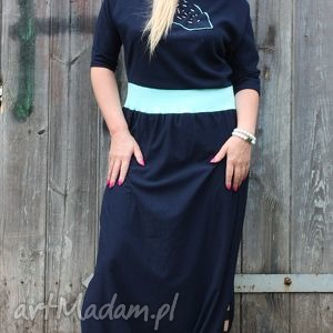 dream blue-spodium, kombinezon, spodium, spodnie, spódnicia, wygodny, wymyslny