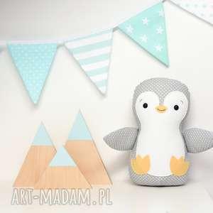 pod choinkę prezent, pingwin, pingwinek, maskotka, przytulanka