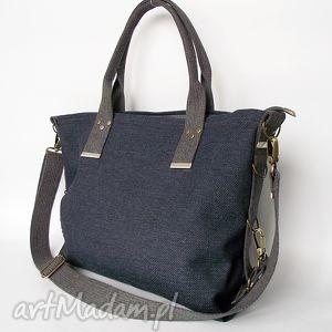 Torba na ramię Vintage unisex 05, torba, worek