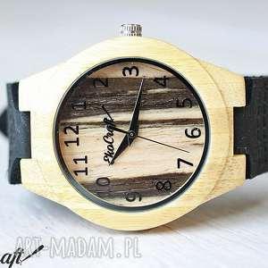 Drewniany damski zegarek BLACK WHITE ZEBRA women, zegarek, damski, drewniany
