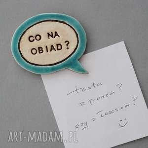 dymek - magnes ceramika, minimalizm, design, kolekcjoner, prezent, lodówka