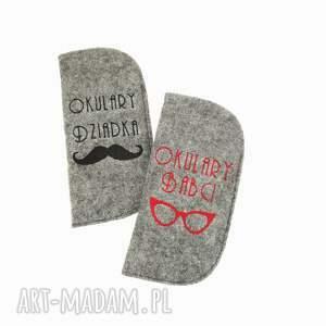 Etui na okulary Babci - ,babcia,dzień,babci,etui,okulary,haft,