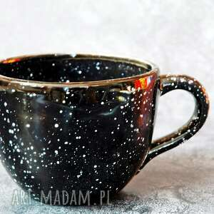 Galaktyczny kubek jumbo ceramika ceramicznosci duży kubek