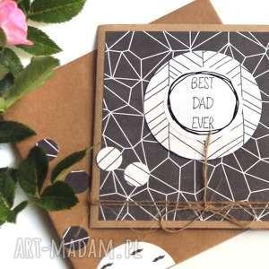 dla taty kartka handmade, tata, ojciec, ojca