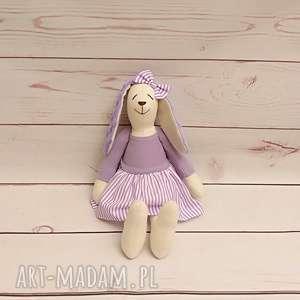 Króliczek Tilda przytulanka, tilda, króliczek, bawełna