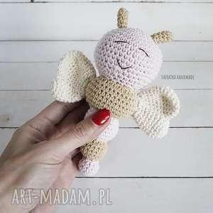 motyl - grzechotka, 293, dla malucha, niemowlę, zabawka, prezent
