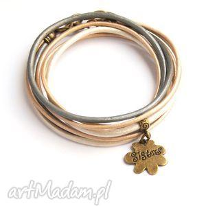 bransoletki dla siostry - pomysł na prezent antique iii, siostra