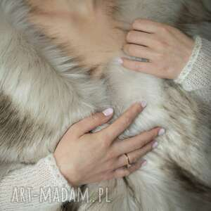 Rękawy ocieplacze do slubu ślub gofashion rekawki, ocieplacze