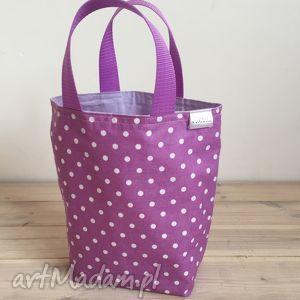 lunchbag by wkml jagodowa miłość, śniadaniówka, śniadanie, lunch, eko torba