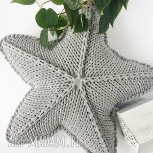 hand-made pod choinkę prezent poduszka dekoracyjna gwiazda