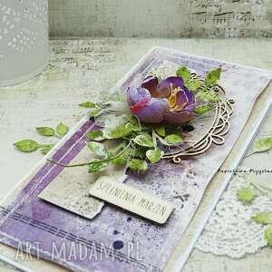 spełnienia marzeń - kartka w pudełku vol 2, imieniny, ślubna