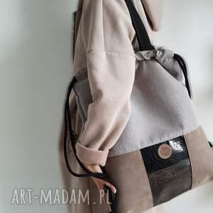 torboplecak 2w1 - a little wild, torba, plecak, torba plecak 2 w 1