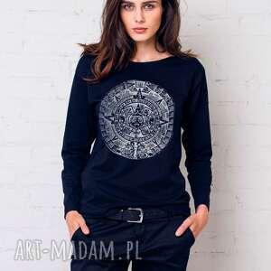 MAYAN Bluzka Oversize, oversize, bluzka, longsleeve, bawełna, casual, moda