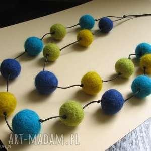 ręcznie wykonane korale miko - zamówienie dla pani anny