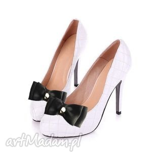sting - klipsy do butów, ćwiek, kokardka, ozdoby, klispy, buty, spinki