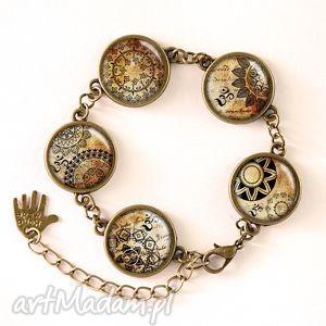 Mandala - Bransoletka - ,mandala,zen,bransoletka,orientalna,biżuteria,prezent,