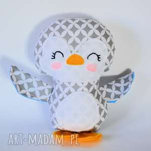 Pingwinek leoś zabawki motylarnia pingwinek, dziecko, maskotka