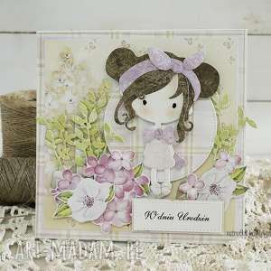 Kartka urodzinowa dla dziewczynki, 177