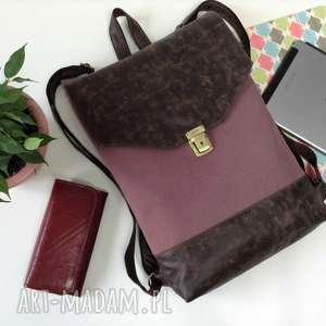 Plecak, plecak, plecak-na-laptopa, damski-plecak, mini-plecak, eco-plecak