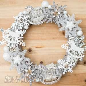 świąteczny prezent WIANEK świąteczny, wianek, dekoracja, święta