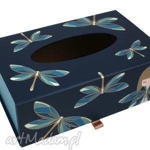 pudełko ozdobne na chusteczki yuna, chusteczki, pudełko, etui, prezent